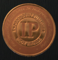 IPPY Bronze Seal - 250 roll