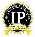 IPPY Seals - Outstanding Book of the Year 1000 roll with Year on Seal