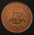 IPPY Bronze Seal - 1000 roll